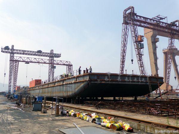2500T dumb barge for sale