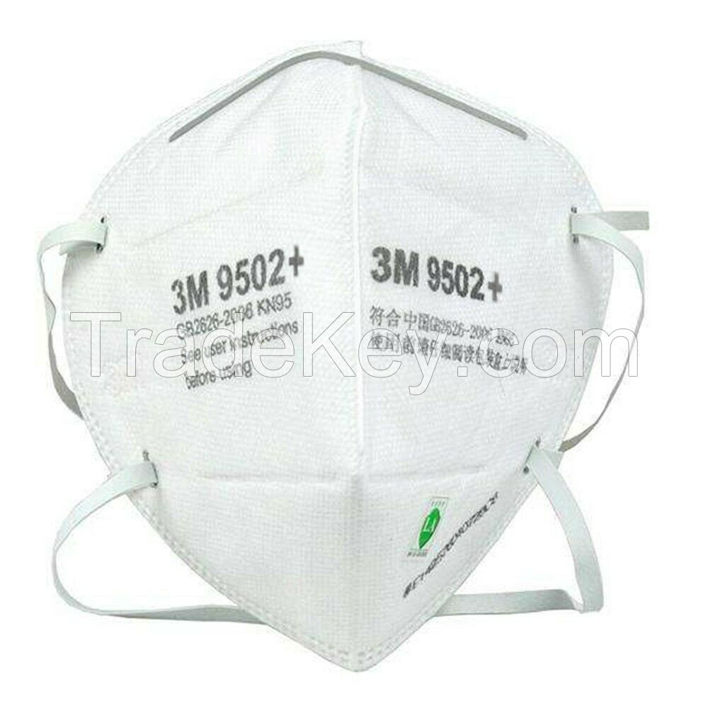 3M N95 Particulate Respiratory Protection Mask