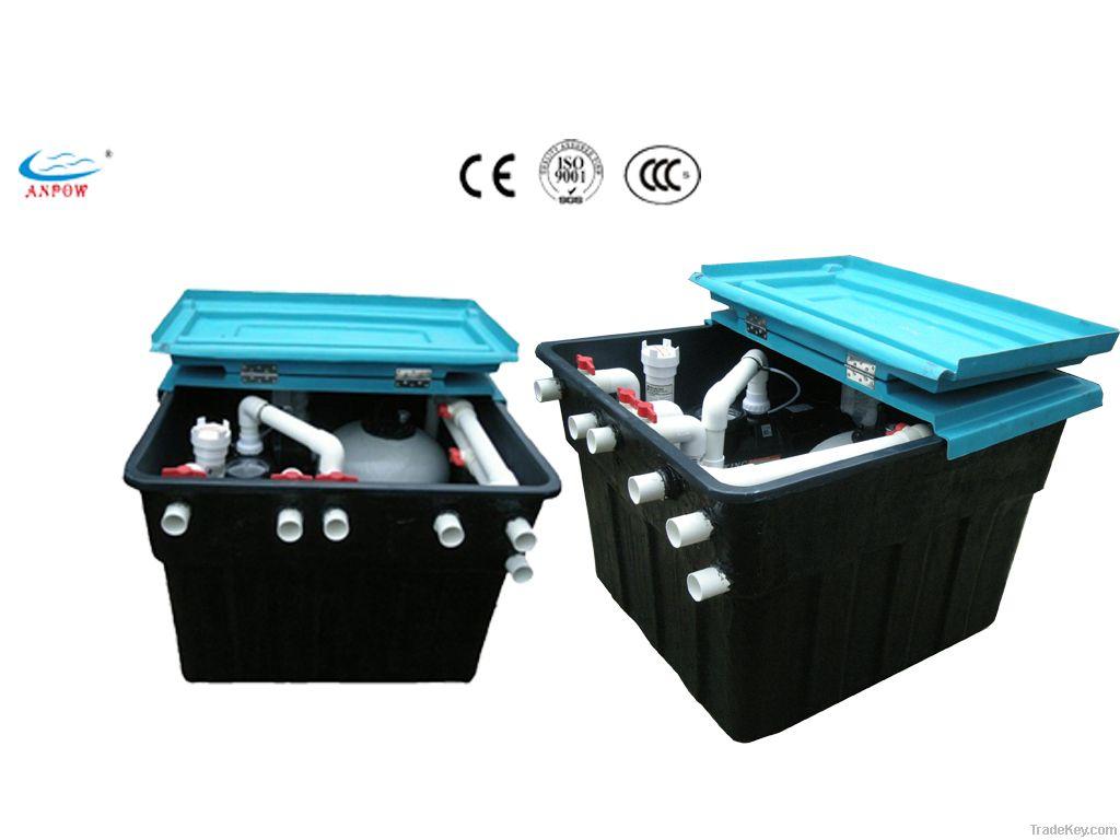 Swimming Pool & SPA Clean Water Underwater Tank Filters