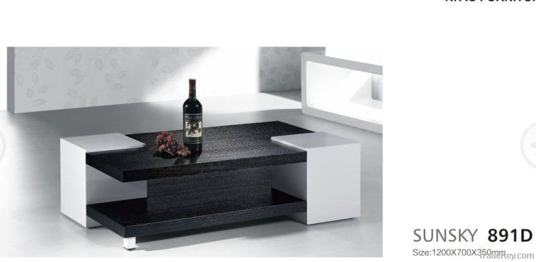 modern coffee table 891D