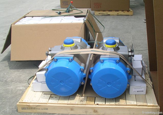 Pneumatic Quarter Actuator