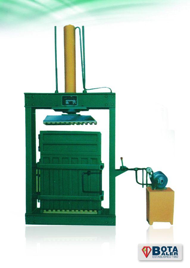 compact baler machine