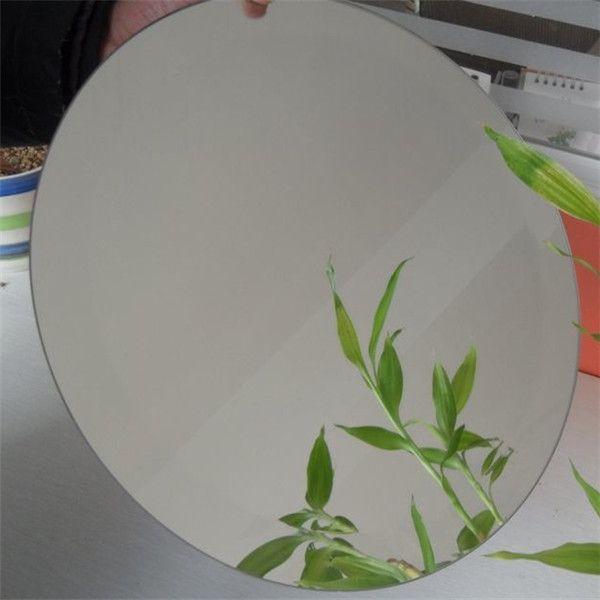 1.2mm,1.3mm,1.5mm,1.7mm,1.8mm,2mm,2.2mm,2.5mm,2.7mm Sheet Glass Aluminum Mirror