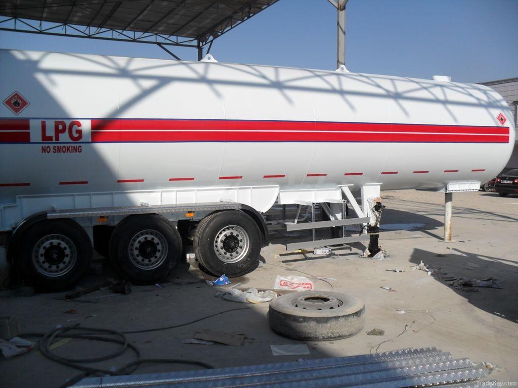 55m3 LPG SEMI-TRAILER