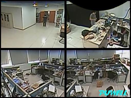 360 Degree security camera