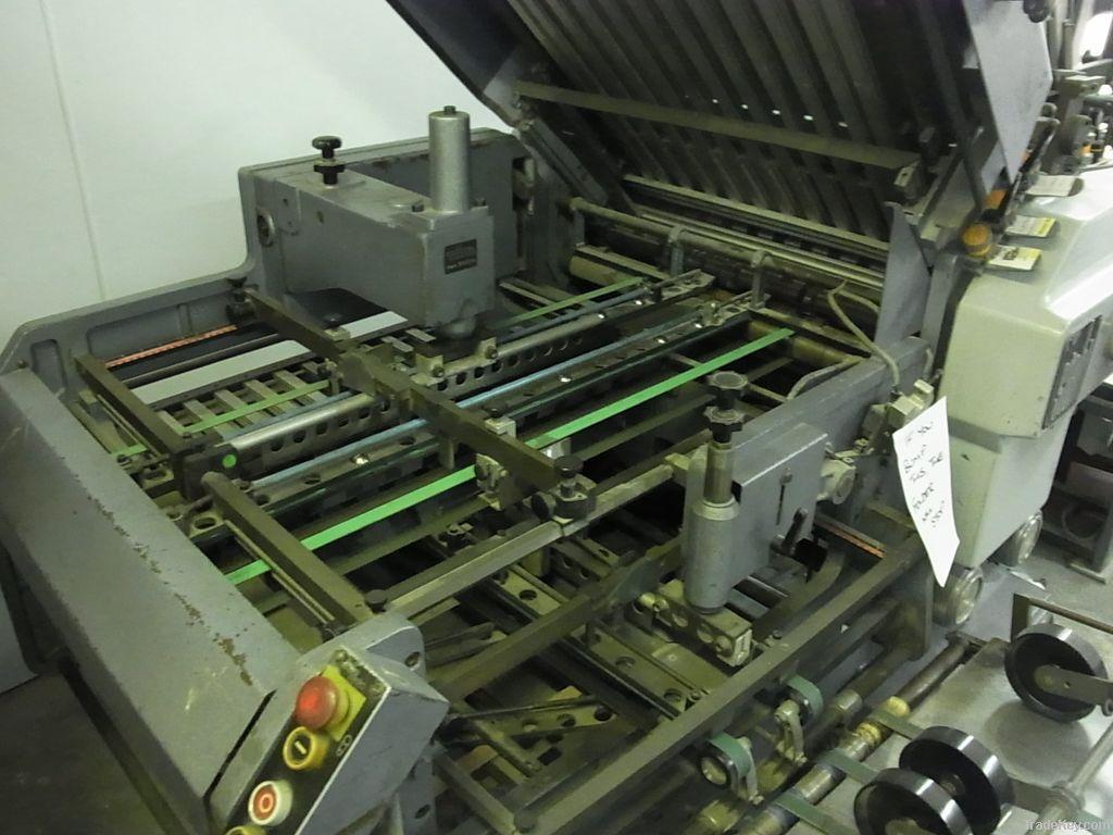 Stahl Folder