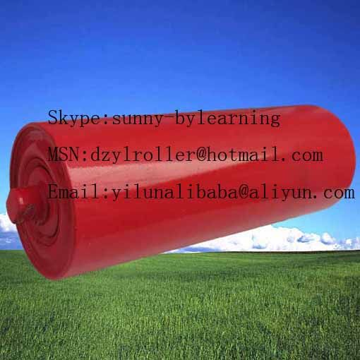 Hot sale of belt conveyor idlers