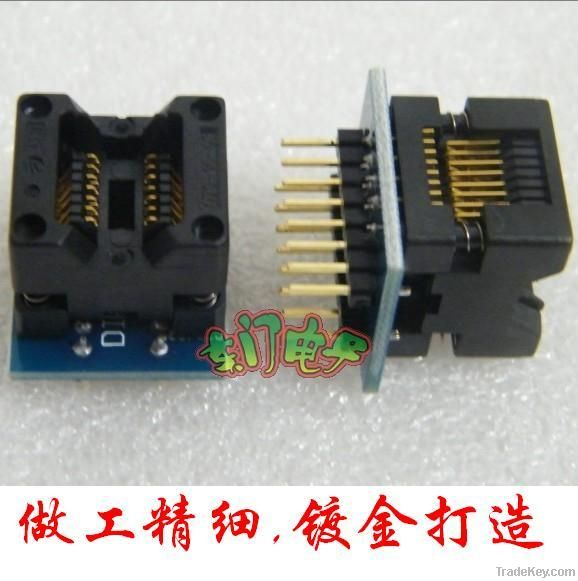 EZP2010 USB HIGH-SPEED IC COPY PROGRAMMER and IC Adapter Holer