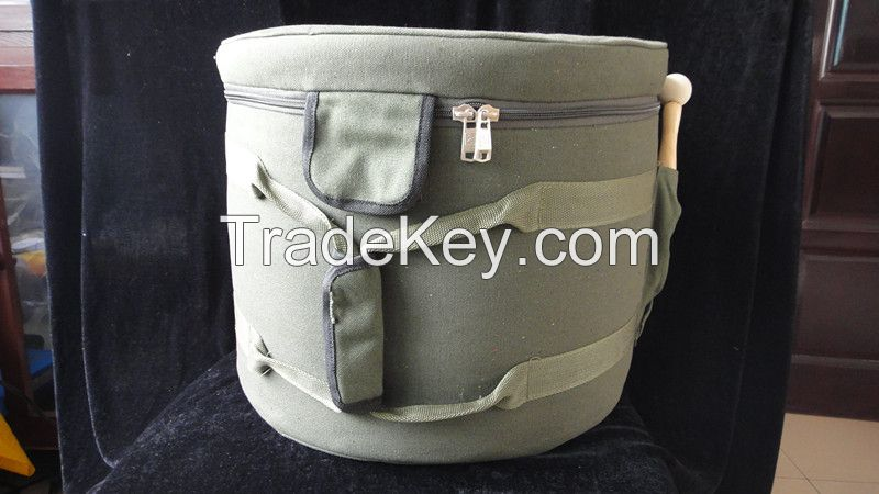Cushioned Carrying Cases for Crystal Singing Bowls