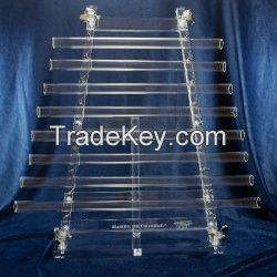 The Highest Quality Quartz crystal harps