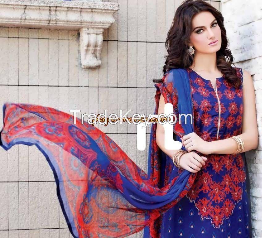Pakistani designer dresses for ladies