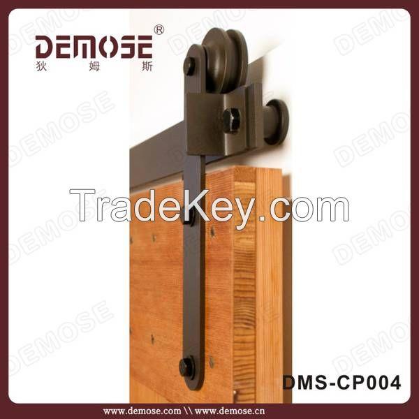 china custom wood sliding barn door hardware