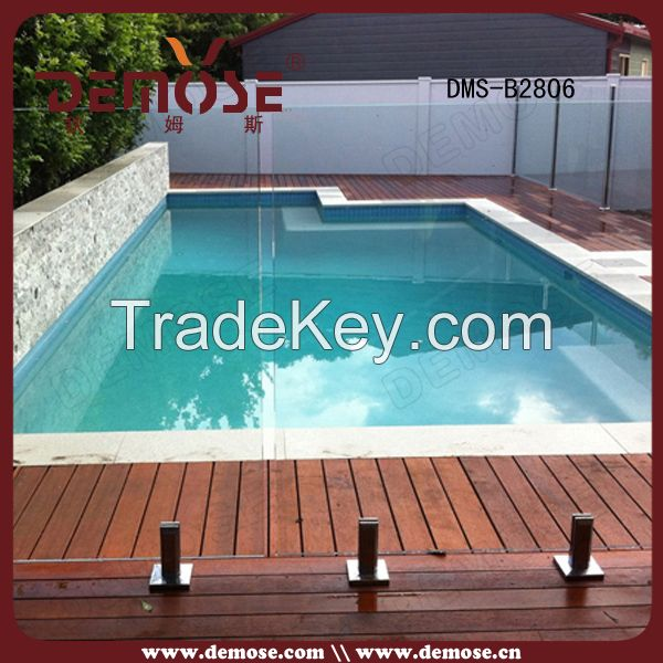 6mm normal glass fence pricing