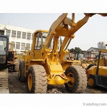 used wheel loader, Caterpillar 966e for sell