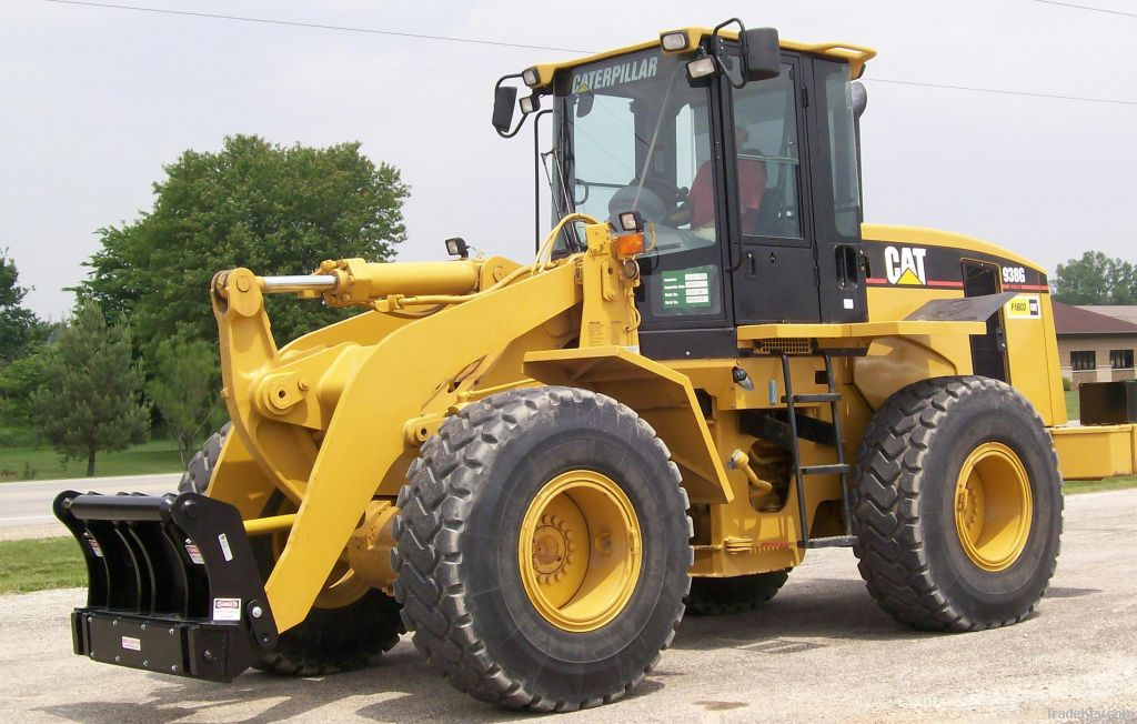 Good working conditon of the  used Komatsu loader 966G is underselling