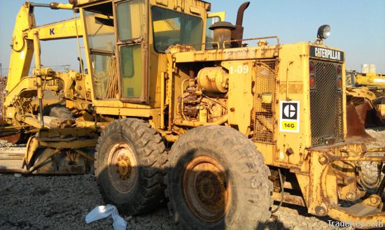 used CARTER grader used CAT14G for sell