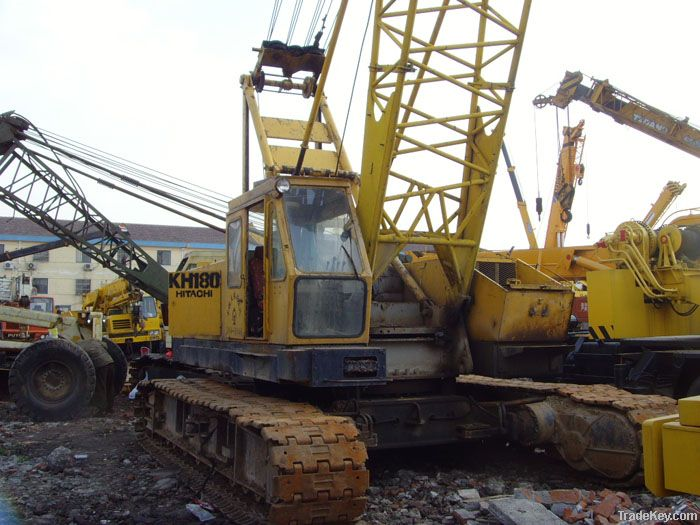 The original used and good working condition of Hitachi KH180 for sell