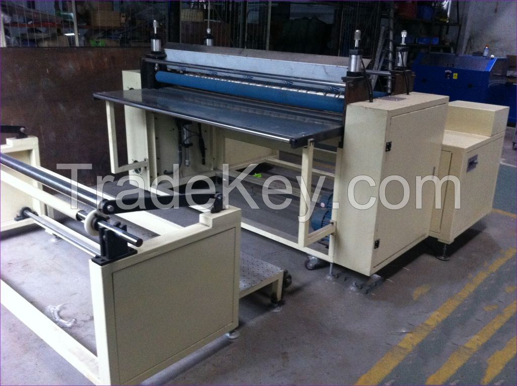 Roller Fabric Slitting Machine (TB-FTJ-01)