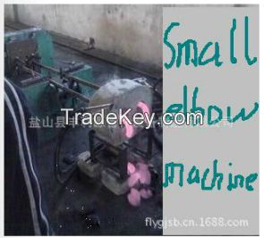 Carbon and alloy steel elbow hydraulic machine