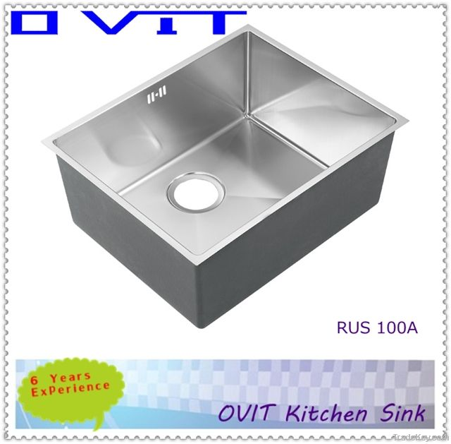 kitchen cabinets made in china RUS 100A-2