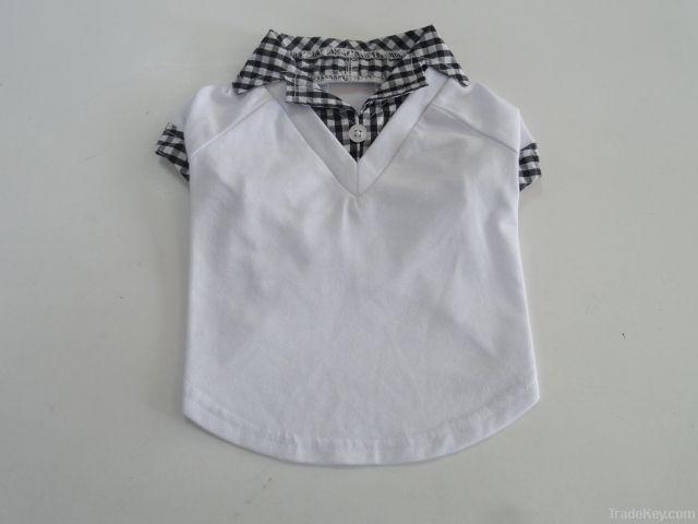 fashion dog shirt 2013new