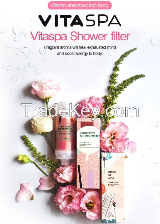 Vitamin Shower Filter / VITASPA