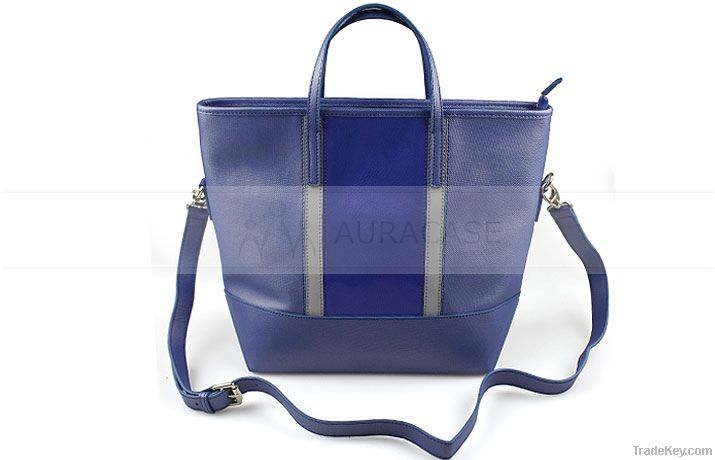 Genuine leather lady bag
