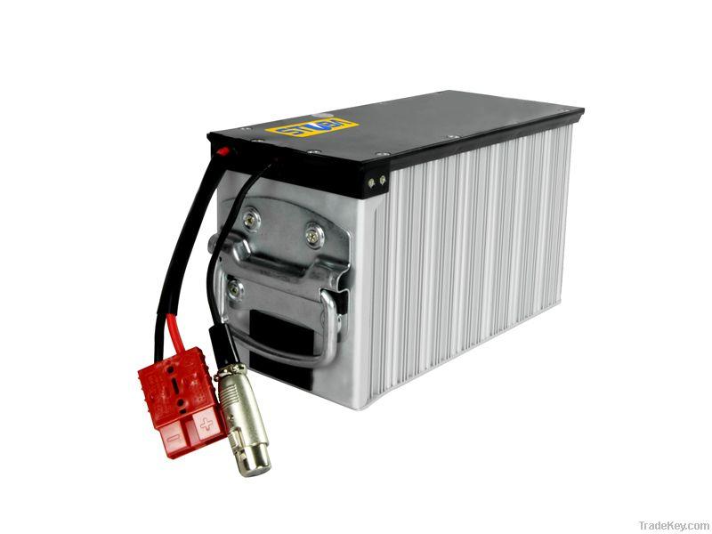 48V 20Ah Standard Battery Pack with STOBA Technologies