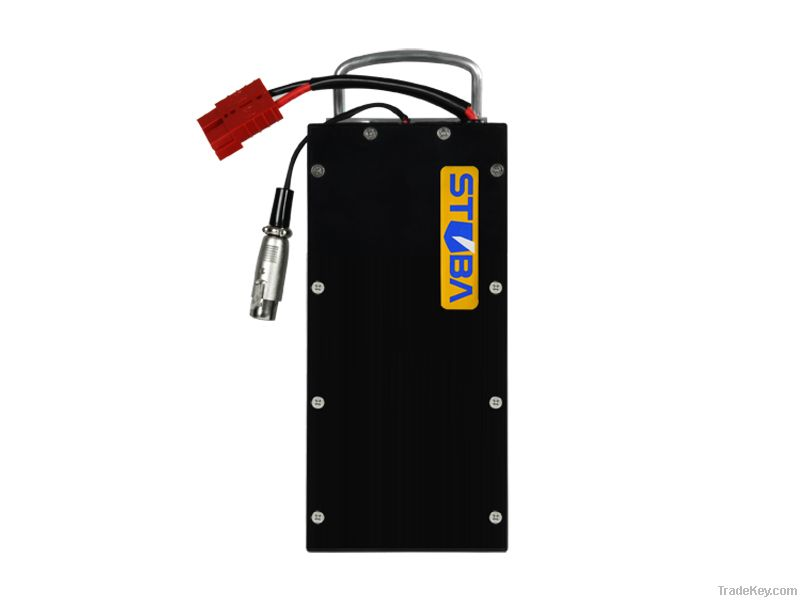 48V 20Ah Standard Battery Pack with STOBA Technologies