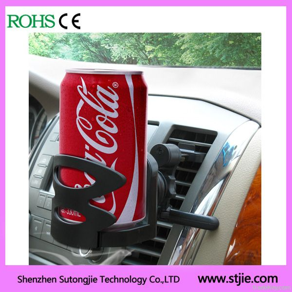 air vent mount for drink cup