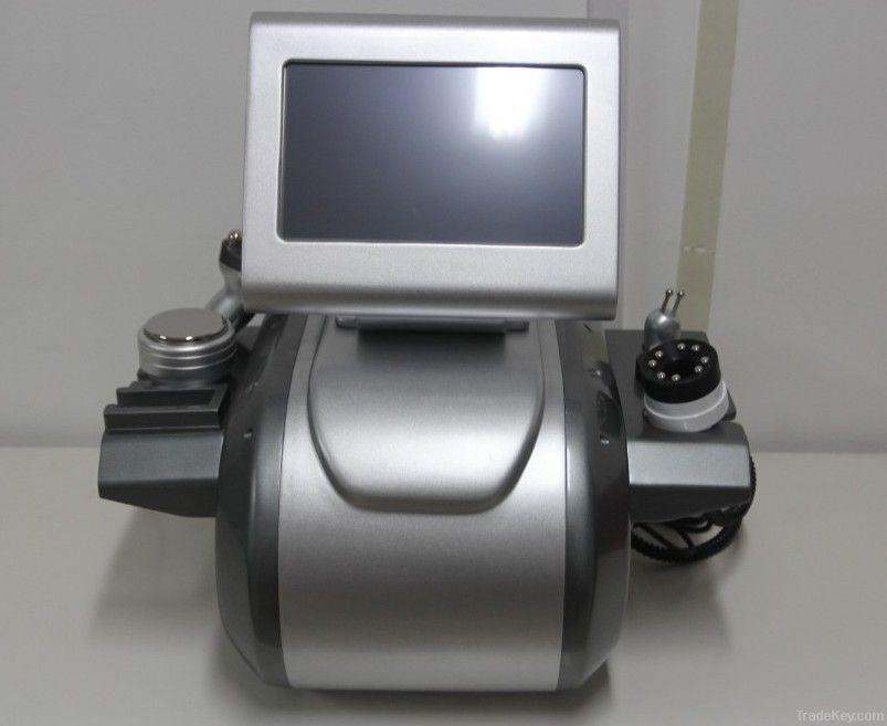 vacuum cavitation rf slimming machine