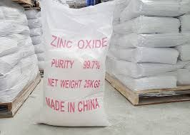 Indirect zinc oxide
