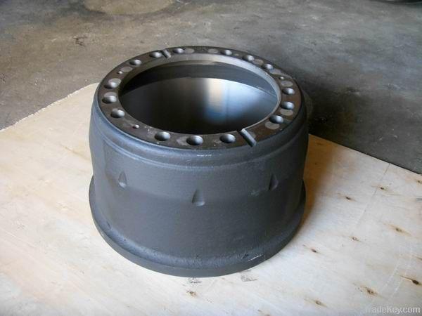 heavy truck brake drums