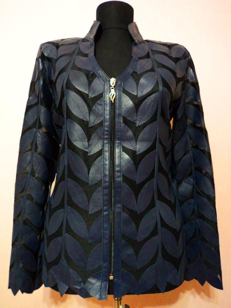 Leather Women Jacket