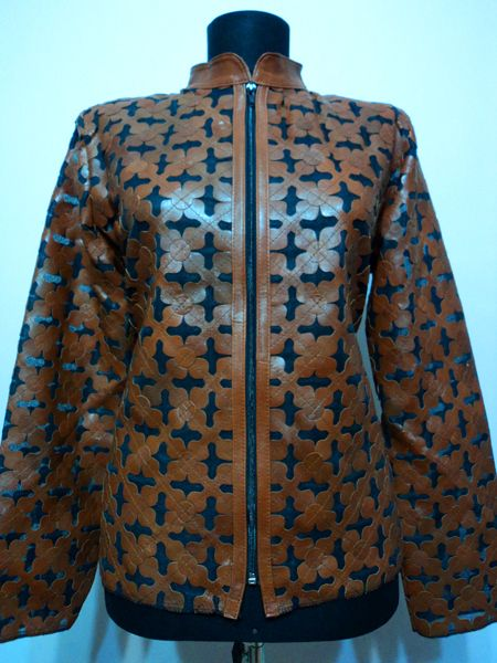 Leather Jacket for Woman