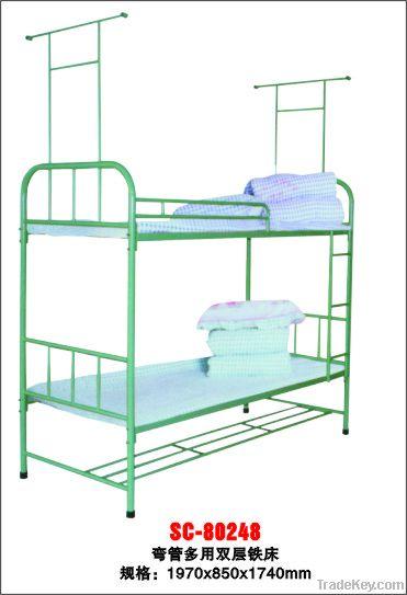 school beds, dormitory bed, bunkbed, beds