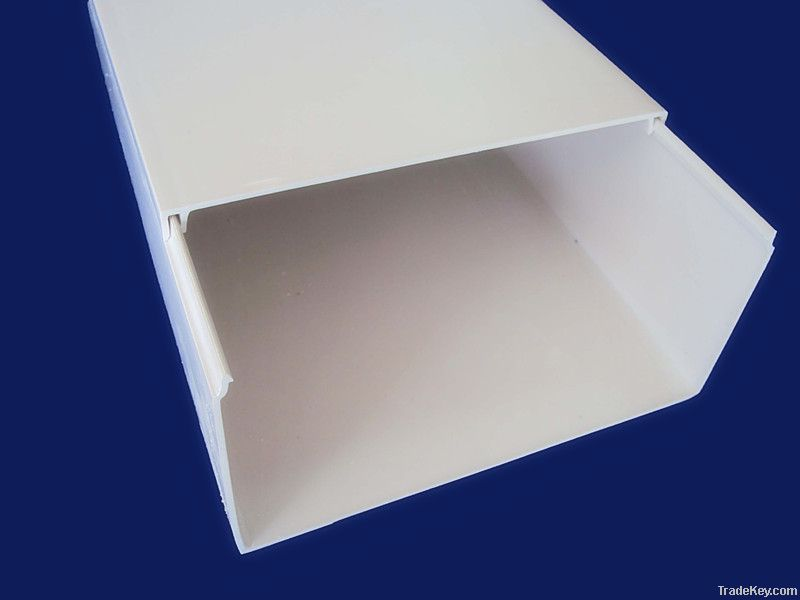 PVC cable trunking wire ducts