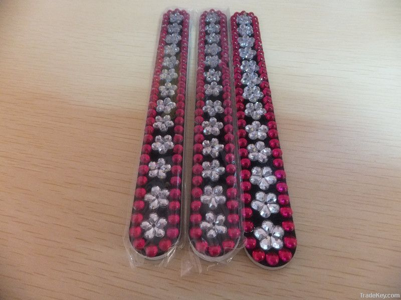178*19*4mm nail file with diamond