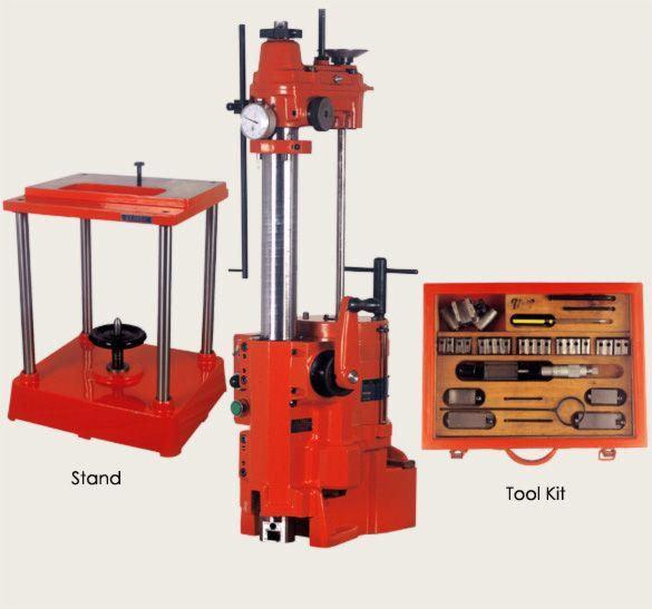 Precision Cylinder Boring Machine (Model No  56M) By Almec