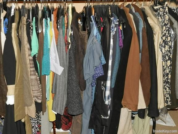 QUALITY SORTED USED CLOTHES /// SECOND HAND CLOTHES