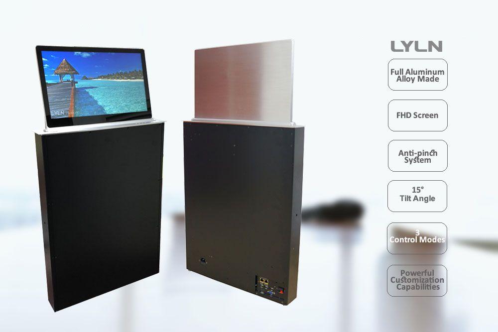 Retractable Monitor