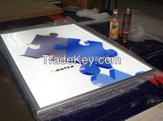 Snap LED light box