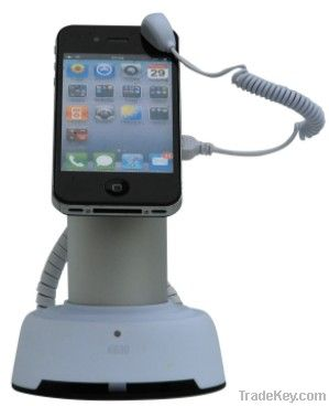 Mobile Phone Security Display alarm stand with charging function