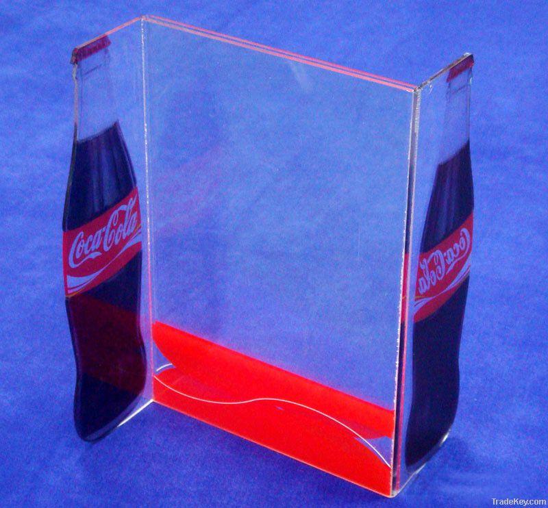 Acrylic Table Tent