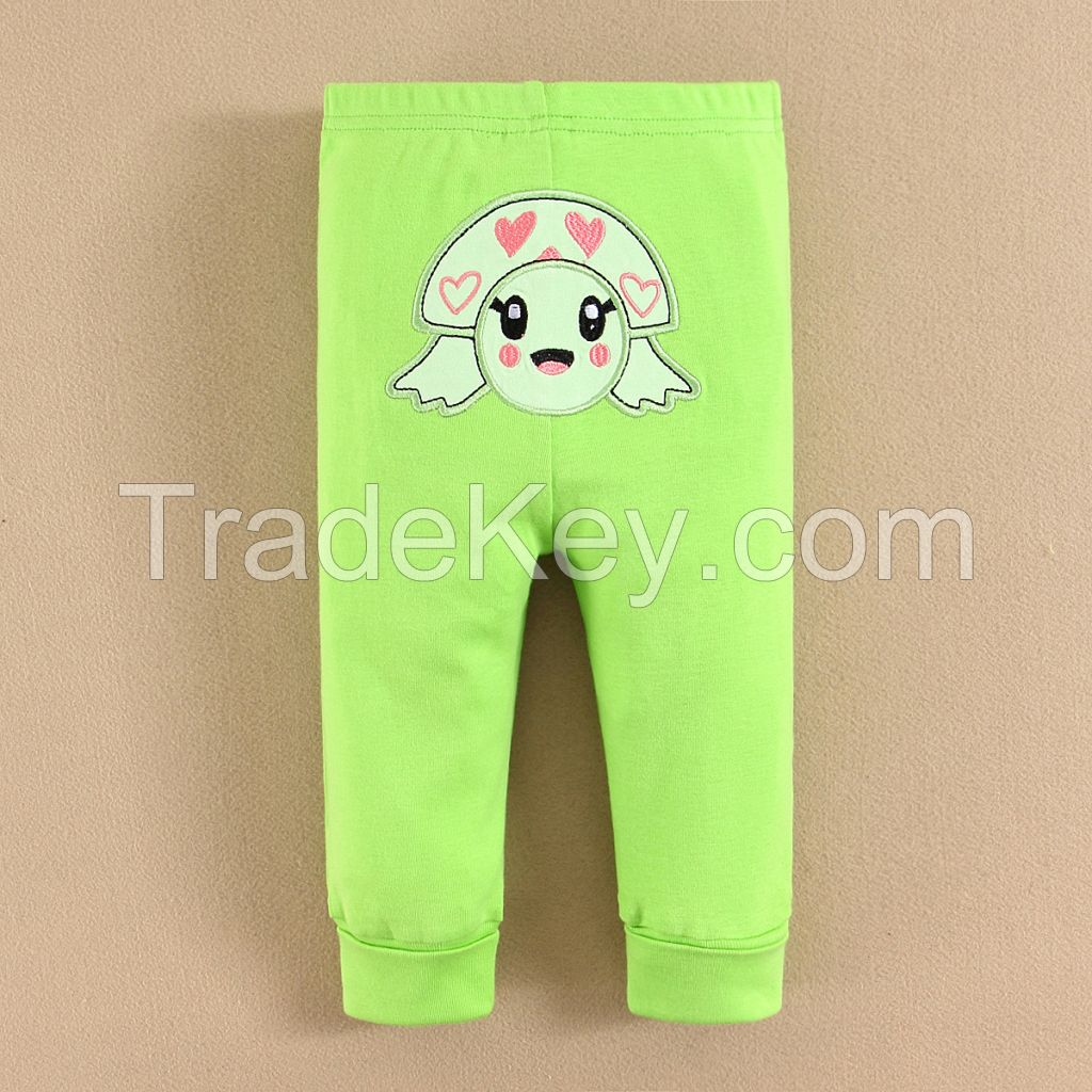 cutetime 2015 baby clothes 100% cotton cute baby pants PP pants