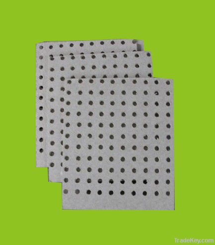 acoustic perforated MGO ceiling