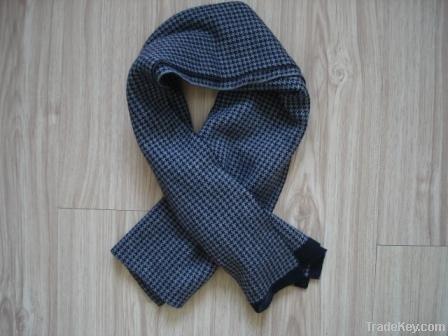 scarf and shawl