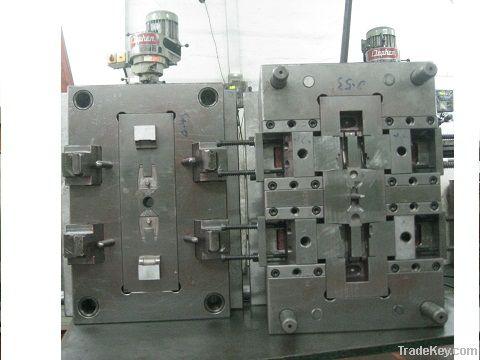 Plastic injection mould(pk10)