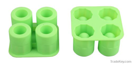 silicone ice shots