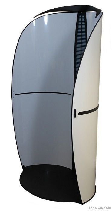 Spray Tan Extraction Booth